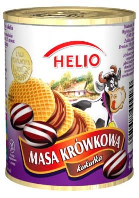 Leche condensaa MASA KROWKOWA KUKULKA 400gr HELIO