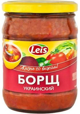 Sopa de remolacha BORSH UKRAINSKIY 10x480gr LEIS