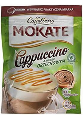 Capuchino MOKATE con nuez 10x110gr CAFFETTERIA