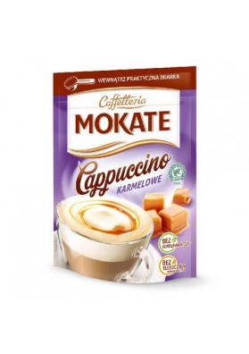 CapuccinoMOKATE sabor caramelo 10x110gr CAFFETTERIA