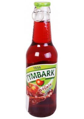 Zumo de manzana-guinda 250ml TYMBARK