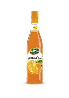 Jarabe de naranja 6x400ml LOWICZ