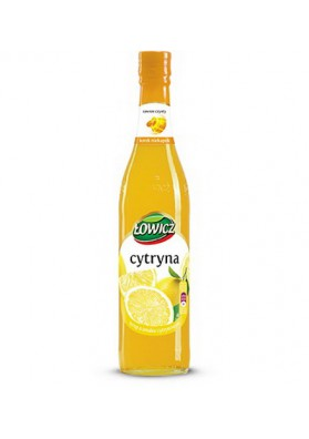 Jarabe de limon 6x400ml LOWICZ