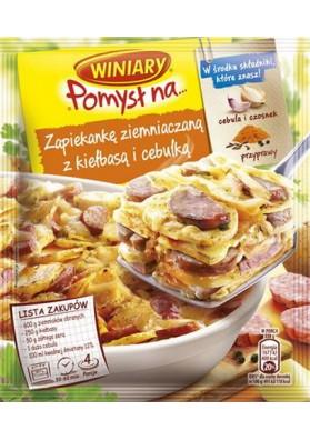 Condimiento para patata con salchicha y cebolla 22x41g WINIARY