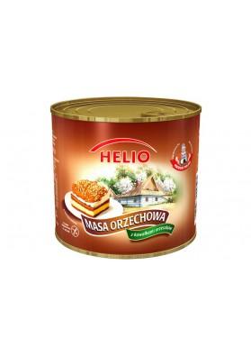 Crema de tarta con sabor de nuez 560gr HELIO