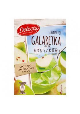 Jalea sabor pera 20x75gr DELECTA