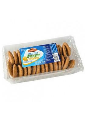 Galletas de avena con mantequilla 250gr OSKROBA