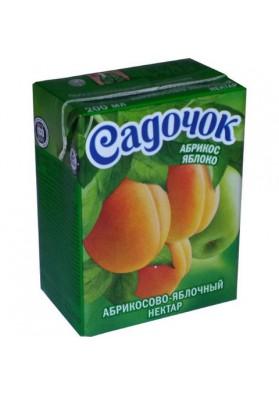 Nectar de albaricoque y manzana 27x0.2L SADOCHOK