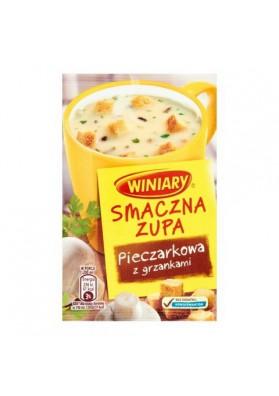 Sopa seco de setas con pan tostado 30x15gr WINIARY