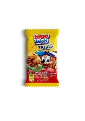 Bizcocho TAGUS relleno manzana-fresa 24x29gr TAGO KIDS