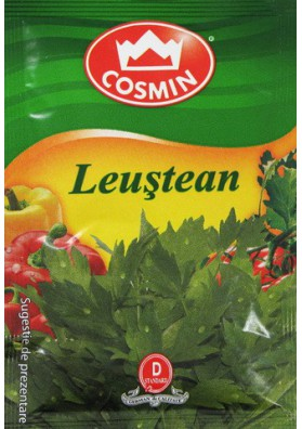 Especias  LEUSTEAN  20x6gr COSMIN ROM.