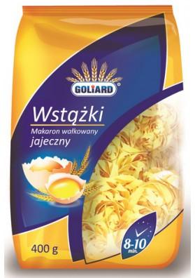 Яичные макароны ВСТАЗКИ 15х400гр GOLIARD