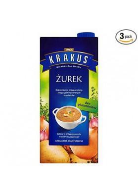Sopa ZUREK 6x1L KRAKUS