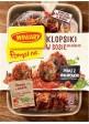Especia para albondigas  KLOPSIKI en salsa 32x37gr WINIARY