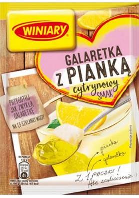 Jalea con espuma sabor limon 25x72gr WINIARY