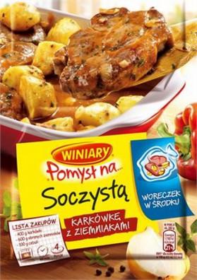Especia para carne con patataKARKOWKE 32x30gr WINIARY