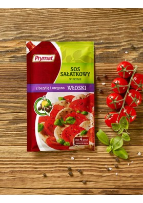 Salsa para ensalada liquido25x58ml PRYMAT