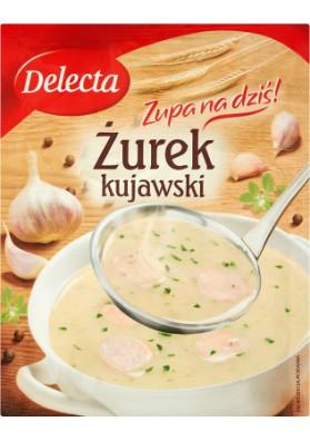 Sopa seco  ZUREK KUYAWSKI 30x50gr DELECTA