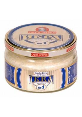 Caviar de capelan Nº1 6x180gr SANTA BREMOR