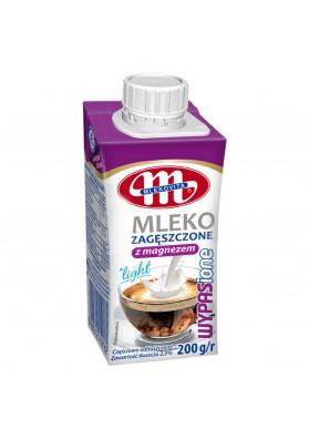 Leche concentrada con magnesio 2.5%grasa 12x200gr MLEKOVITA