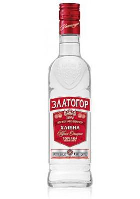 Vodka ZLATOGOR JLIBNA 38%alc.0.5L