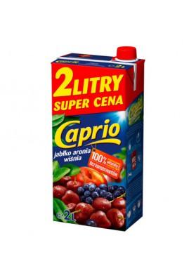 Nectar de manzana aronia guinda 6x2L CAPRIO