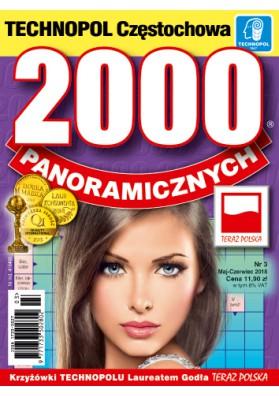Crucigrama  KRZYZOWKA 2000 PL
