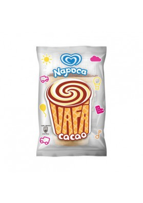 Helado sabor chocolate VAFA 54x100ml NAPOCA