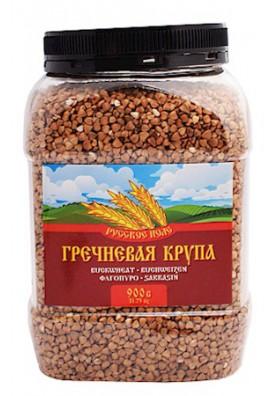Крупа гречаная 12х900г Русское поле