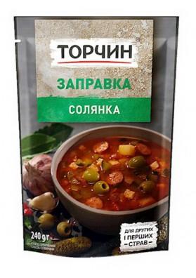 Sazonamiento para sopa SOLYANKA 15x180gr TORCHIN