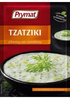 Salsa seco picante con ajo TZATZIKI 25x20gr PRYMAT