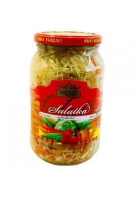 Салат овощной   SZLACHECKA  8x900гр  FRUBEX