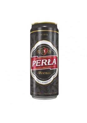 Cerveza  PERLA MOCNA 7.6%alc. 24x500ml lata