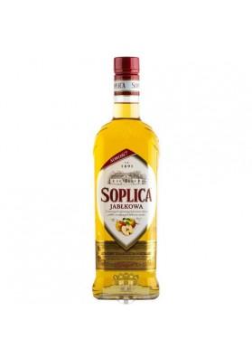 Vodka  SOPLICA sabor manzana 30%alc.500ml