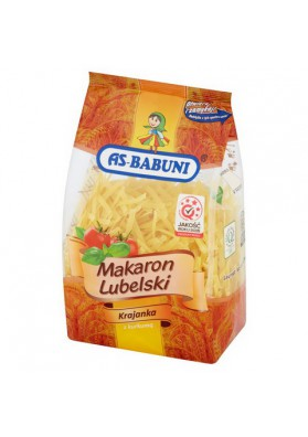 Macarones LUBELSKI KRAJANKA 12x400gr AS-BABUNI