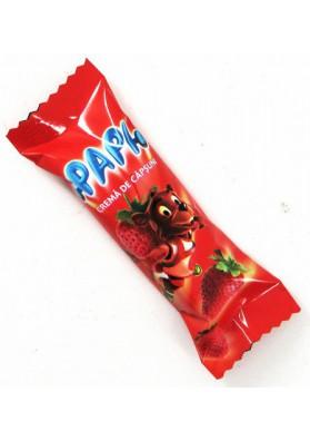 Barrita de chocolate con crema de fresa 24x27.5gr PAPI