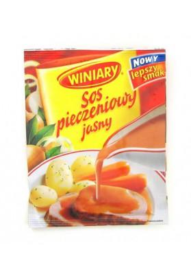 Condimiento salsa barbacoa  SOS JASNY 35x30gr WINIARY