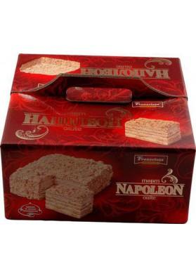 Tarta congelado NAPOLEON 4x1100gr  FRANZELUTA