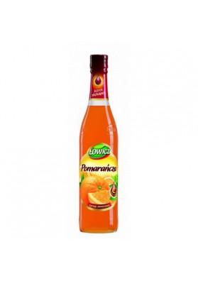 Jarabe de naranja 440ml LOWICZ