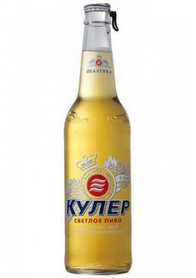 Cerveza Baltika Cooler 20x0.5L  4.7%alk.