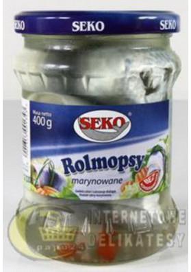 Filete de arenque ROLMOPSY marinado 380gr  SEKO