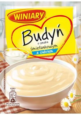 Budin sabor nata con azucar 60gr WINIARY