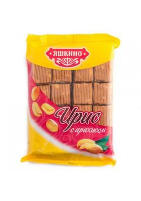 Bombones caramelizado IRIS con cacahuete 140gr YASHKINO