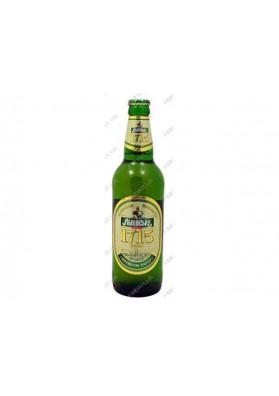 Cerveza Lvovskoe 1715  20x0.5L  4.0%alk.