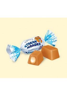 Bombones caramelizado  STAKAN MOLOKA 1kg ROSHEN
