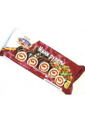 Mini rolada sabor choco-avellana 5x35gr MD