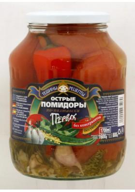 Tomate picante  POLTAVSKIE  6x1600gr TR