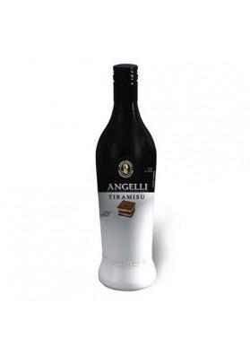 Licor-crema  TIRAMISU 16%alc.0.5L  ANGELLI