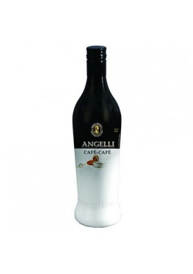 Licor-crema  CAFE-CAFE  16%alc.0.5L  ANGELLI