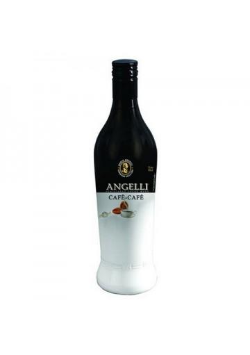 Licor-crema  CAFE-CAFE  16%alc.0.5L  ANGELLI